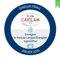Enseignante certifiée Français Langue Etrangère - Alliance Française
